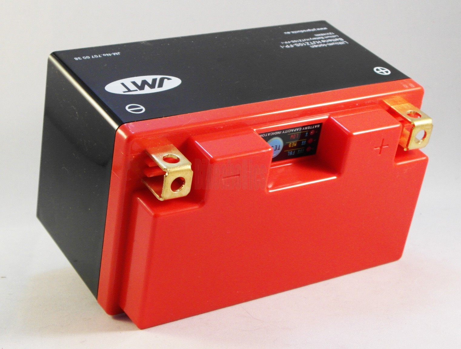 Lithium Best Price Motorcycle Battery Ytz10s Fp