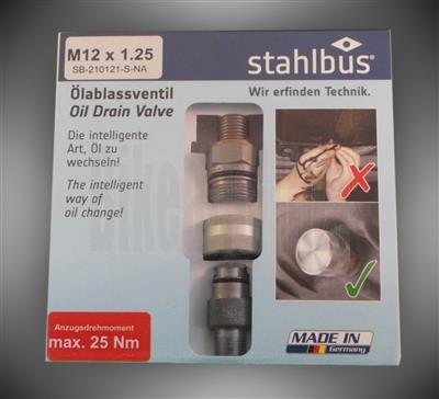 M12X1.5 Smart-o Oil Drain plug Honda TRX 450 R Sportrax K-Start 2004