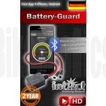 intAct Battery Guard bluetooth battery monitor for smartphone or tablet