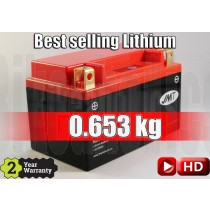 LITHIUM - Best Price - Motorcycle Battery YTX7A-FP JMT YTX7A-BS