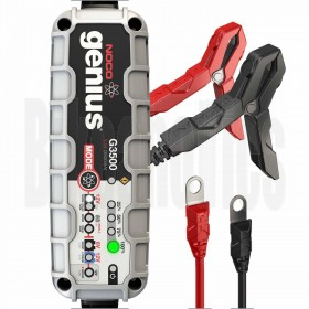 Noco Genius Battery Charger G3500 6/12V 3.5A Lithium Compatible 2xFaster Repair