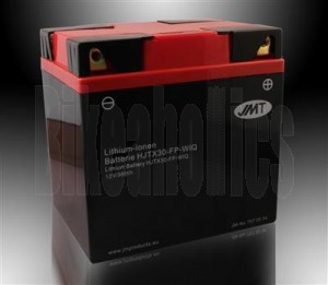 Battery Motorcycle YTX30-FP JMT Lithium Ion Battery Wp YIX30L YIX30L-BS Y60N24-A