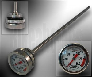 JMP Oil Temperature Gauge