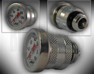 JMP Oil Temperature Gauge