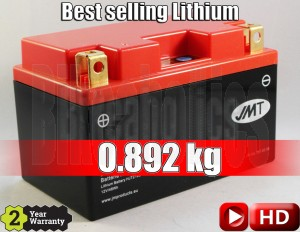 LITHIUM - Best Price - Motorcycle Battery YTZ10S-FP JMT YTZ10S