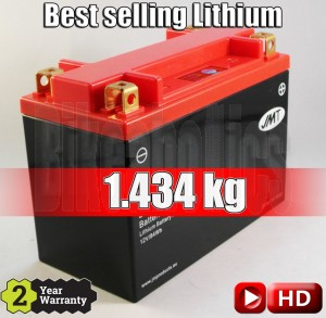 Motorcycle Battery HJTX20H-FP JMT SYB16L-B SY50-N18L-AT