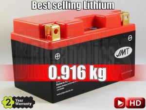 LITHIUM - Best Price - Motorcycle Battery YTZ14S-FP JMT YTZ12S YTZ14S