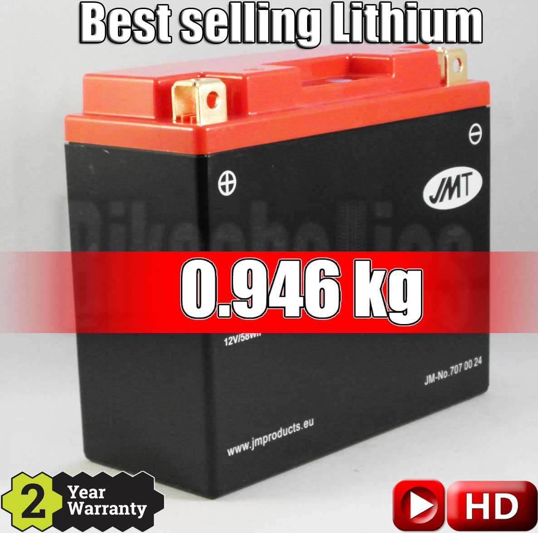best selling lithium battery - ducati monster 900 i.e. - 2002
