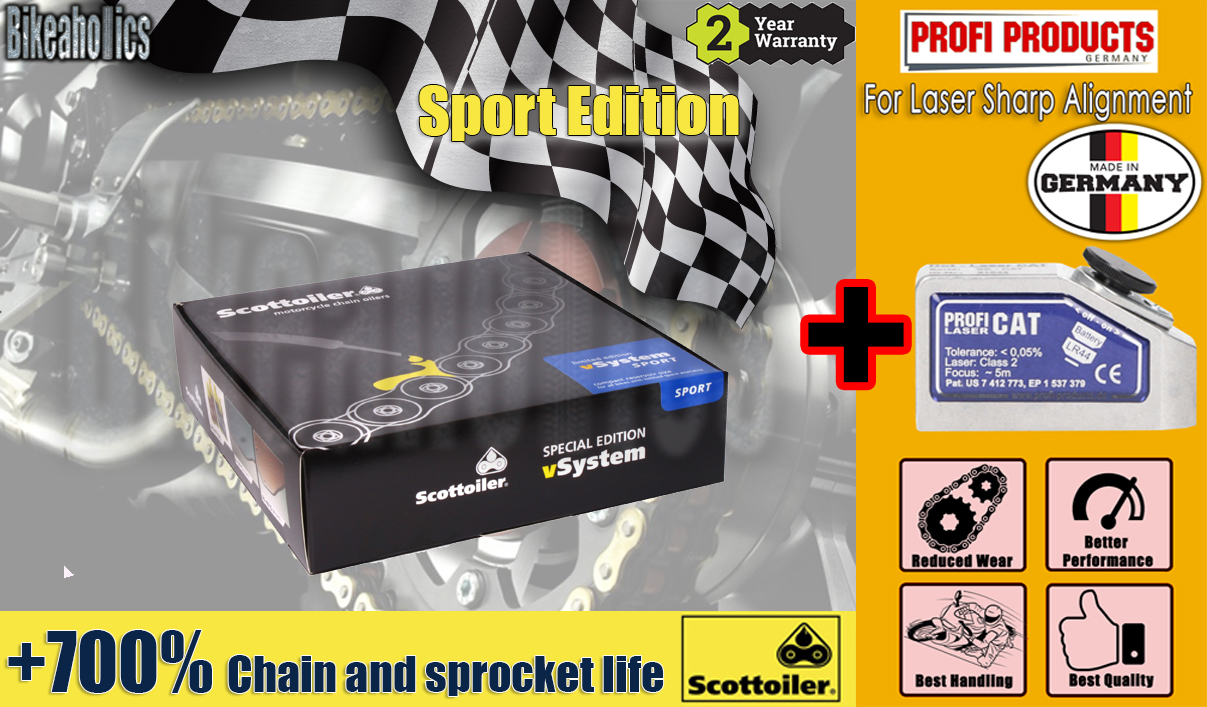 Sport Edition V System+SE-CAT- Hyosung GT 650 R i Sport II - 2012
