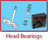 head bearings